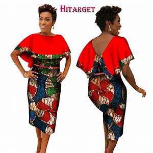 BintaRealWax New Style 2017 African Dresses for Women ...