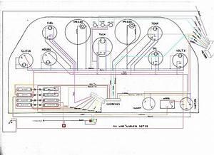 Ranger Boat Dash Wiring Diagram