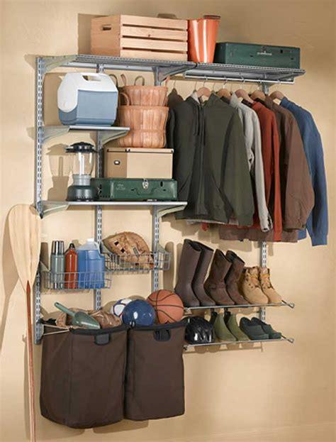 the garage clothing clothing storage garage system in wall mounted garage shelves