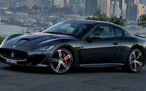 116 Maserati GranTurismo HD Wallpapers Background Images