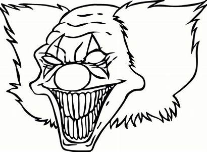 Creepy Teddy Bear Drawing Scary Coloring Pages
