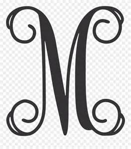 library   monogram png  library png files clipart art