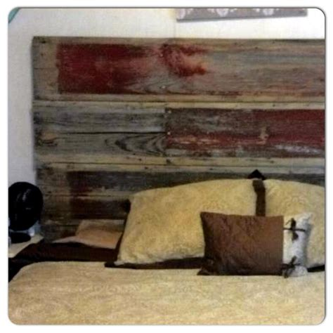 ana white barn wood headbored diy projects