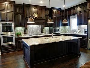 Wood, Flooring, In, Kitchen