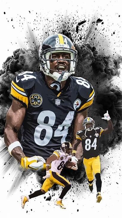 Steelers Juju Pittsburgh Football Cool Antonio Brown