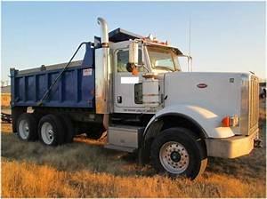 "2008 Peterbilt 367 Tandem Dump Truck ""475 HP Cat C15 ..."