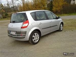 Renault Scenic 2004 : 2004 renault scenic car photo and specs ~ Medecine-chirurgie-esthetiques.com Avis de Voitures