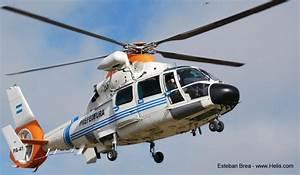 PA-41 Eurocopter AS365N2 Dauphin 2 C/N 6502