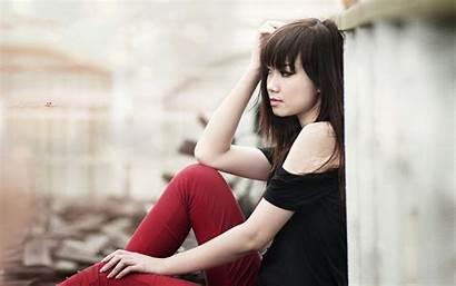 Asian Mood Wallpapers Woman Teen Amazing Hq