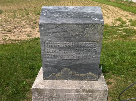 howards cemetery restoration and preservation charles