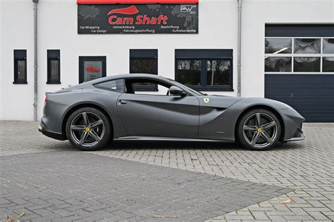 The Italian Superathlete Cam Shaft Ferrari F12berlinetta