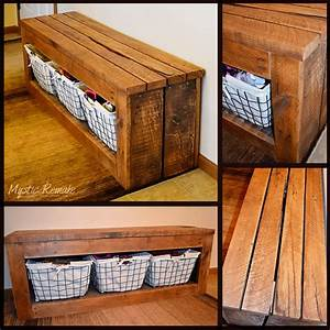 The Best 30 DIY Entryway Bench Projects – Page 2 of 3