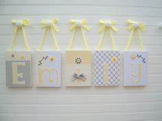 1000 ideas about baby name letters on pinterest nursery With beautiful migi sweet sunshine wall decals