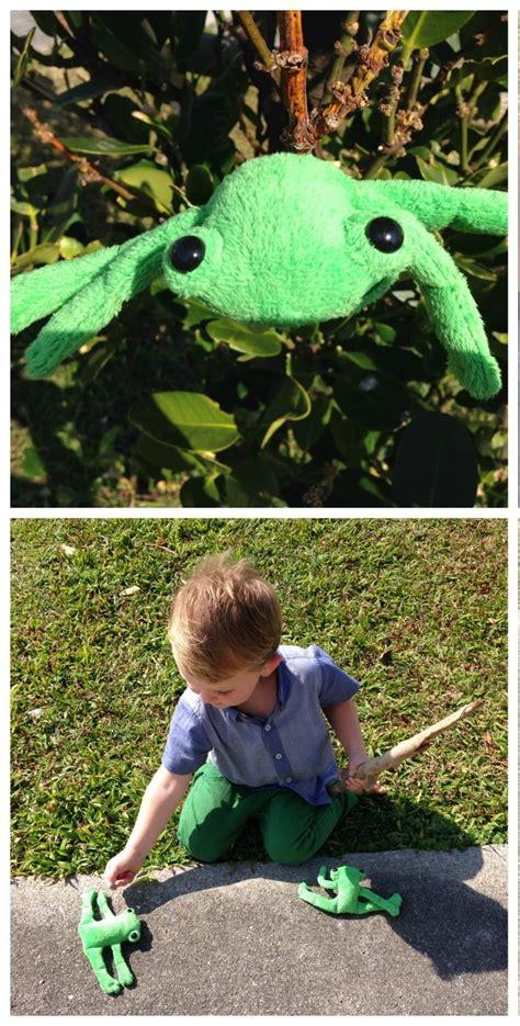 frog stuffed animal pattern allfreesewingcom