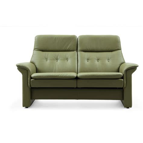 High Back Reclining Sofa by Stressless Saga High Back Reclining Loveseat Sprintz