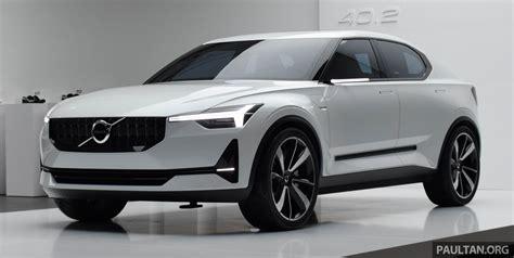 Gallery Volvo 402 Concept Previews Next Gen S40