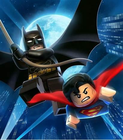Batman Heroes Lego Super Dc Wii 3ds