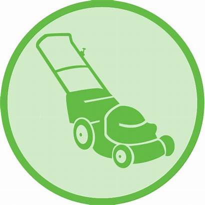 Mowing Clipart Maintenance Property Grounds Services Professional