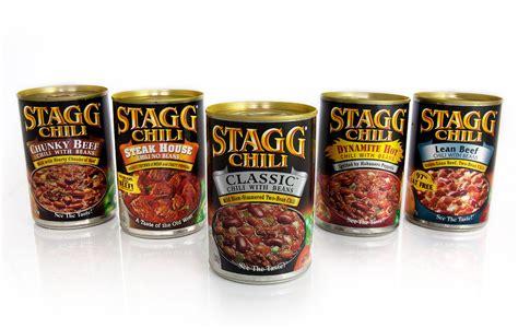 STAGG Chili - Hormel Foods CorporationHormel Foods Corporation