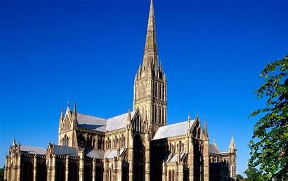 Salisbury Wiltshire Cathedral England Wallpapers Resolution Screen