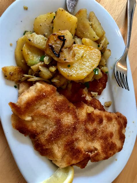 An Excellent Crispy Schnitzel On The Rise And Fall Of The