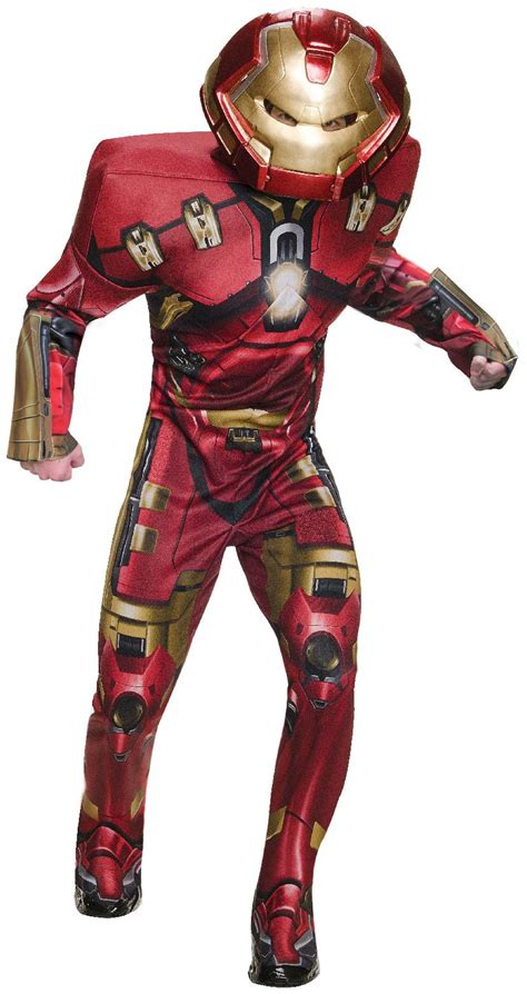 avengers  age  ultron deluxe hulk buster adult