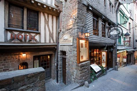 book hotel le mouton blanc in le mont michel hotels