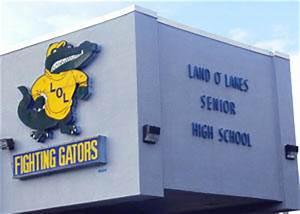 Land O'Lakes High School Activities