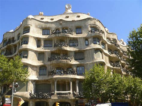 L'architecture De Gaudí Dans Barcelone Envoléescat