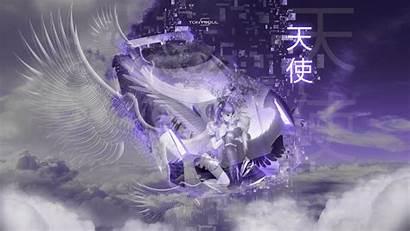 Anime Angel Sky Fly Boy Gtr Super