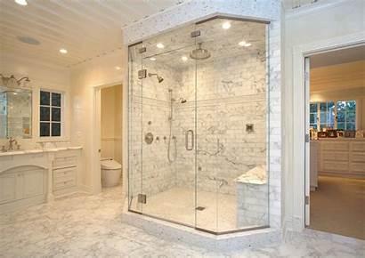 Shower Master Bathroom Tiled Showers Bath Bathrooms