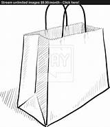 Bag Drawing Paper Shopping Sketch Bags Vector Drawings Yayimages Sketches Getdrawings Paintingvalley Clipartmag sketch template