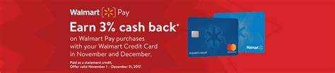 You can even use it to pay businesses. 3% cash back on Walmart Pay purchases with your Walmart ...