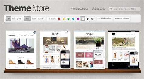 Shopify Themes Shopify Review 2016 A Detailed Review On Popular