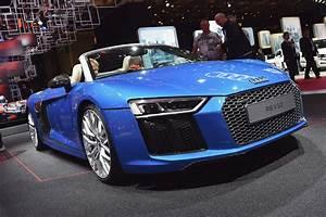 Audi Paris : audi r8 spyder at paris motor show stable vehicle contracts ~ Gottalentnigeria.com Avis de Voitures