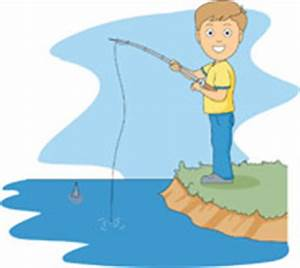 Girl Fishing Clip Art - ClipArt Best