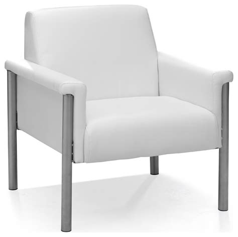 baton modern armchair white contemporary armchairs