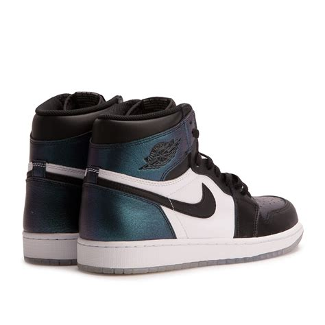 nike air one weiß nike air 1 retro high og quot all chameleon quot schwarz silber 907958 015