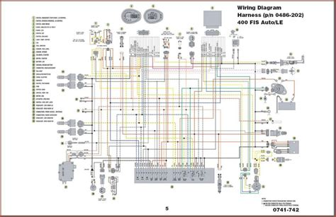 Wiring Diagram With Schematic For A 1998 400 4x4 Arctic Cat Atv 2004 arctic cat 400 wiring diagram atvconnection atv