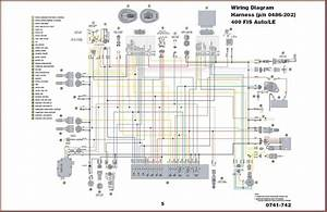 A 2001 Arctic Cat 500 Wiring Diagram