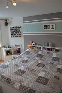 Schlafzimmer Streichen Farbe : die besten 25 wandgestaltung streifen ideen auf pinterest wandgestaltung streifen ideen wand ~ Markanthonyermac.com Haus und Dekorationen