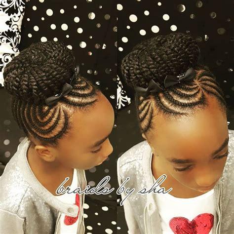 Kid Cornrow Hairstyles by 440 Best Kid Cornrows Images On Hairstyles