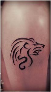 Simple Tribal Tattoo Design Image Gallery - Tattoo Ideas ...