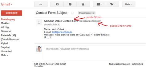 php ajax contact form with phpmailer aziz ozbek