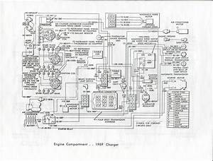 1969 Dodge Charger Vacuum Diagram