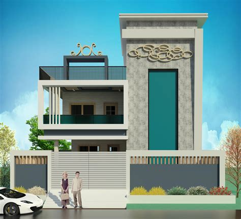 exterior architectural design house   house elevation house design modern house design