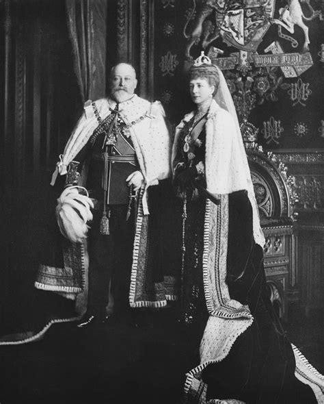King Edward 7 Chair by File King Edward Vii And Alexandra At The Opening Of
