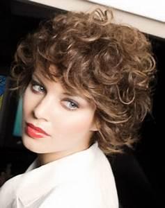 Coupe Courte Bouclée : coiffure boucl e courte ~ Farleysfitness.com Idées de Décoration