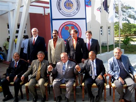 Electoral Congress Of The Pan American Weightlifting