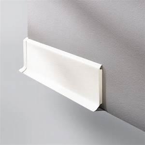 Sockelleisten Holz Weiß : logoclic hartschaumleiste hsl wei 2 5 m x 14 mm x 60 mm ~ Michelbontemps.com Haus und Dekorationen